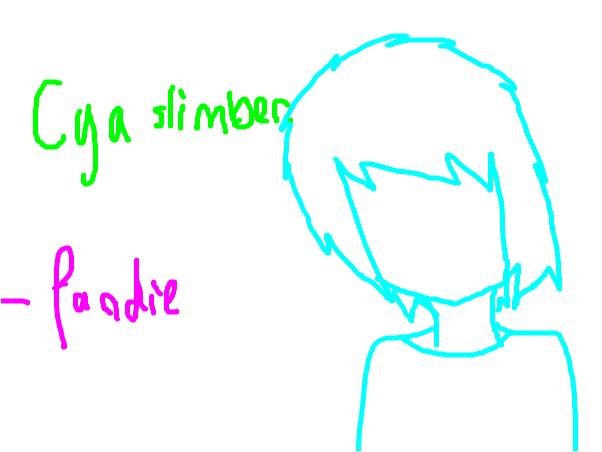 Cya slimber~ -Pandie