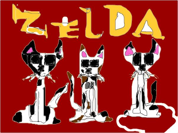 The Zelda Kittens