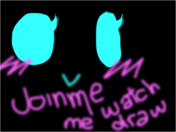 Watch me draw~~