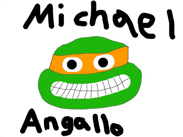 michael angallo tmnt