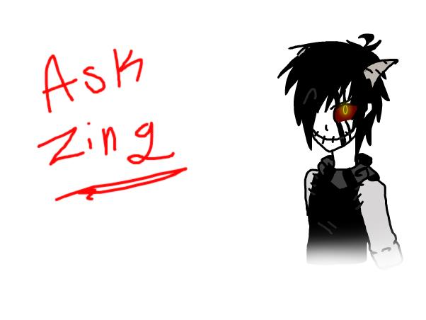 Ask Zing! :D