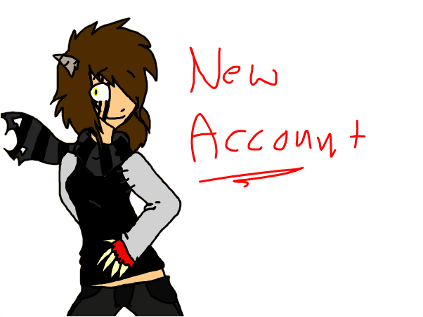 new account c:  (gtg)