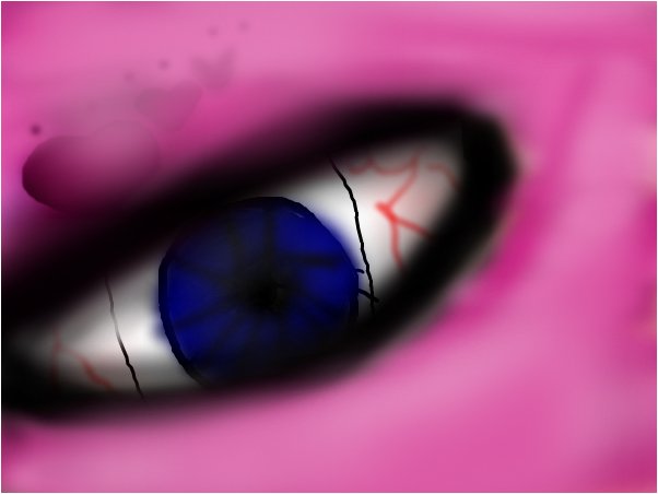 Eye of Barbie