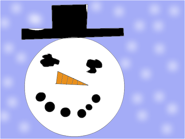 SNOWMAN!!!!!!!