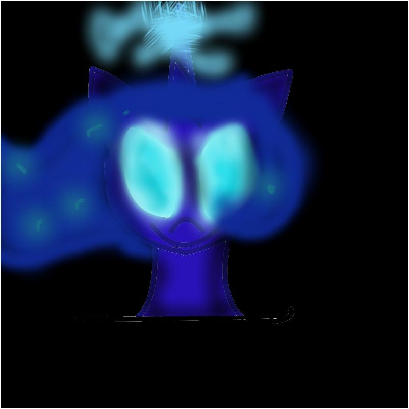 evil luna