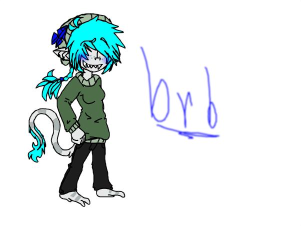 brb ~Cindy