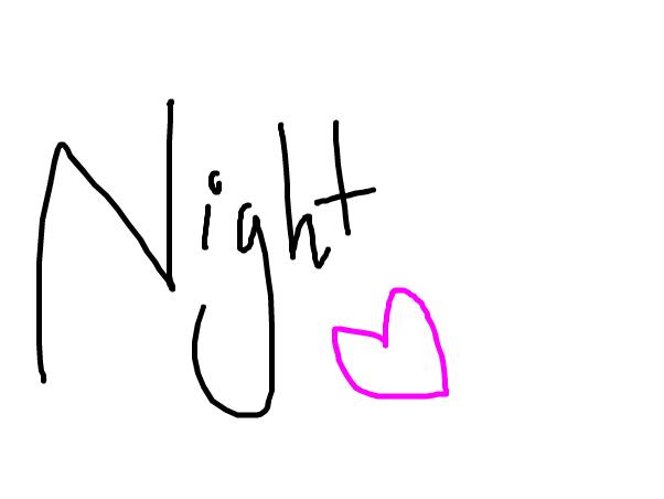 Night. -Pandie