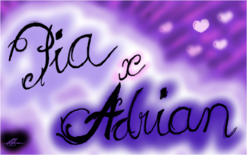 Pia x Adrian