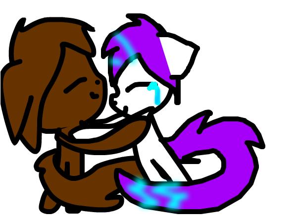 Your gonna need a hug sis! ~Jeweli.ExE