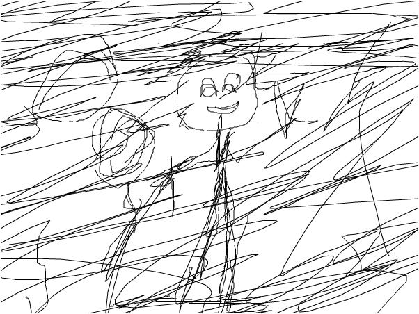 doodle mess