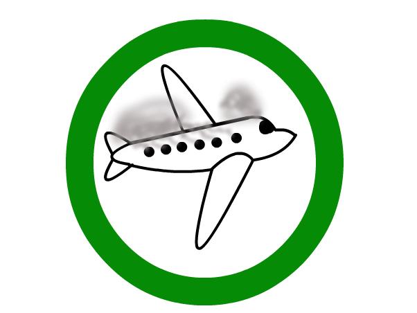 Smoking on planes