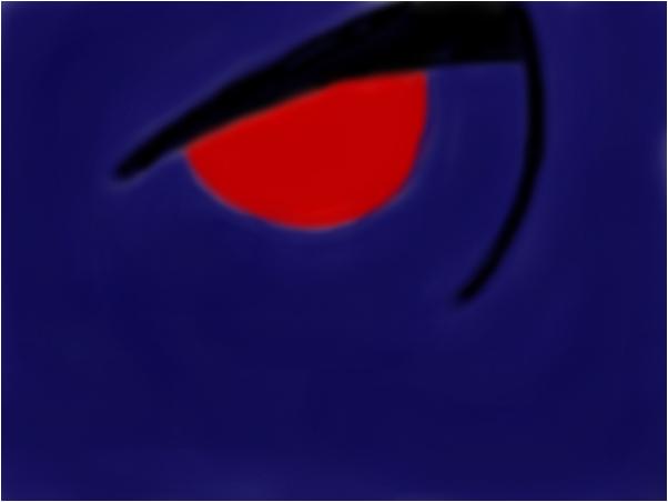 evil in the eye