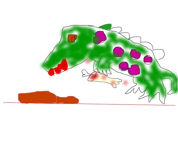 Sheldon The Dino