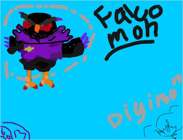 falcomon/digimon