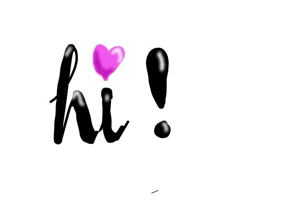hi! im ON!!!