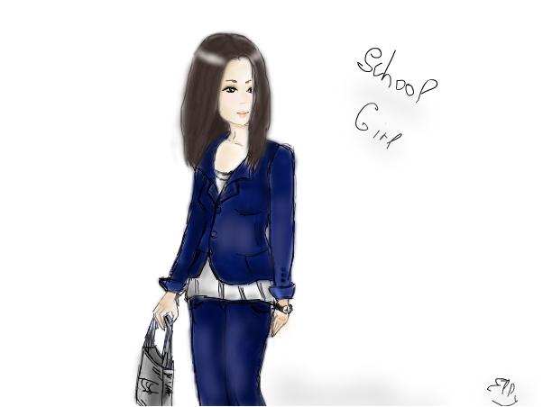 SchoolGirl^^