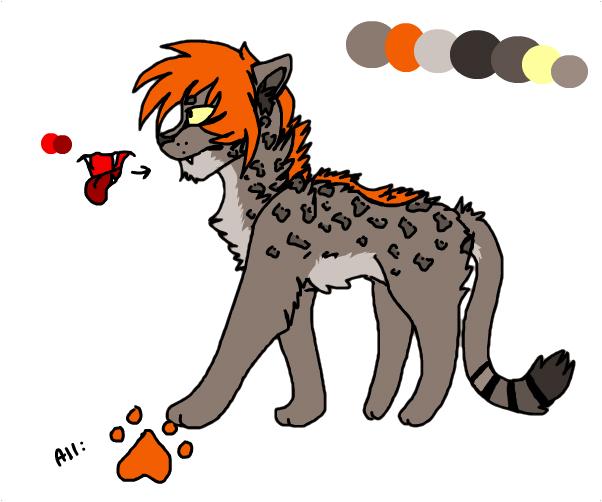 Hunter's Animal ref :P