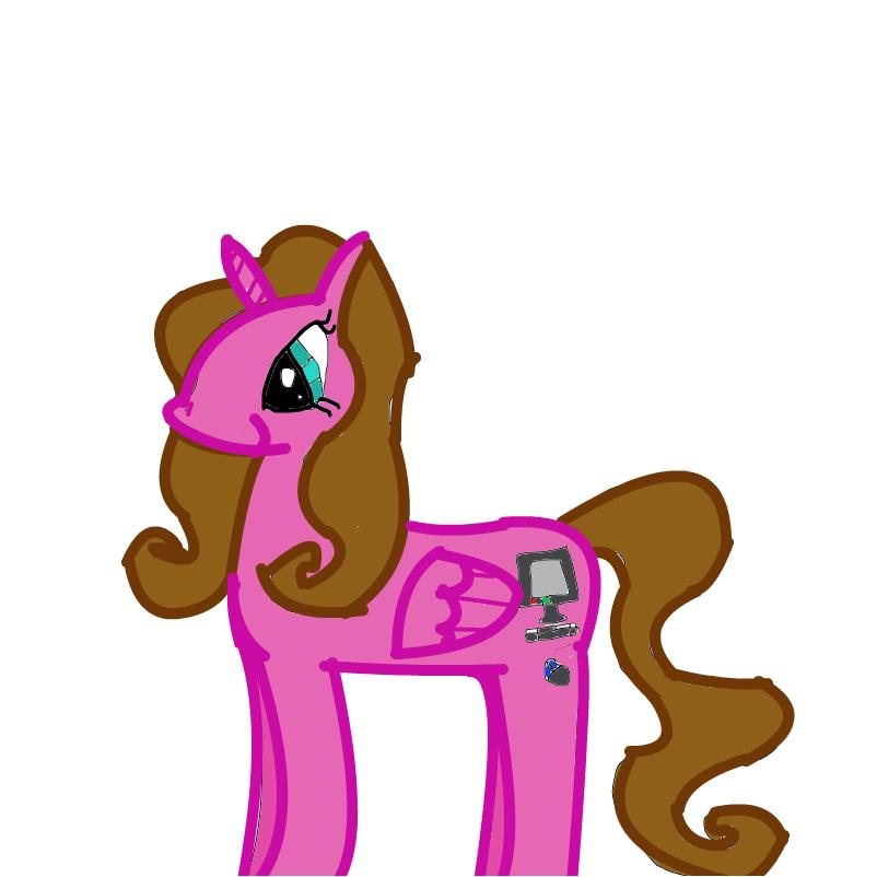 me if i were a pony