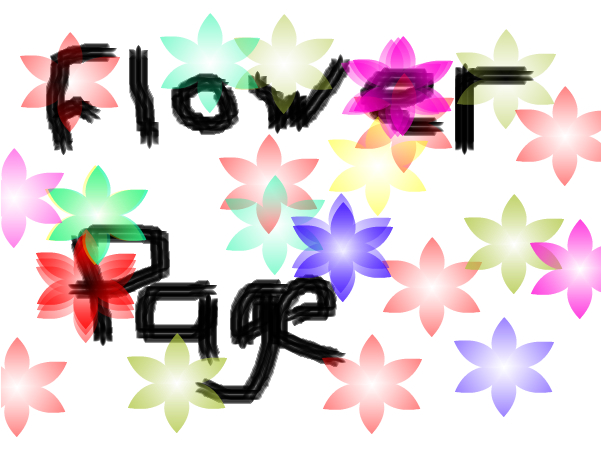 Flower Page