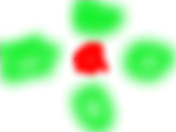 Blurry Flower