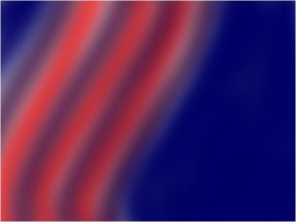 streaks of color