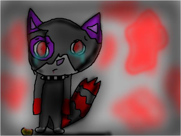 Shmat's evil form transformation