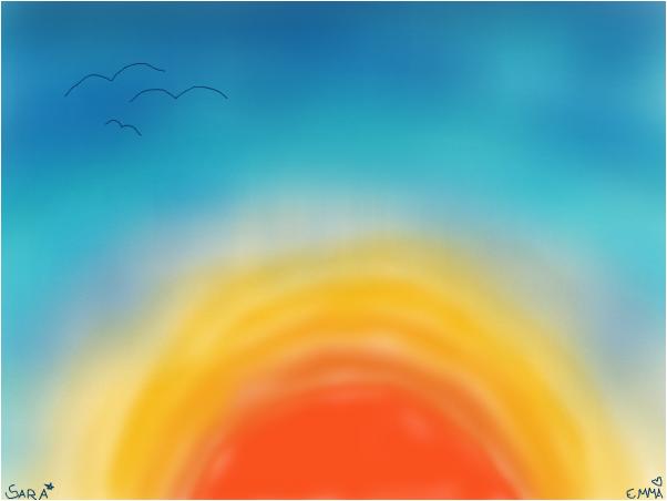 sunset 1227