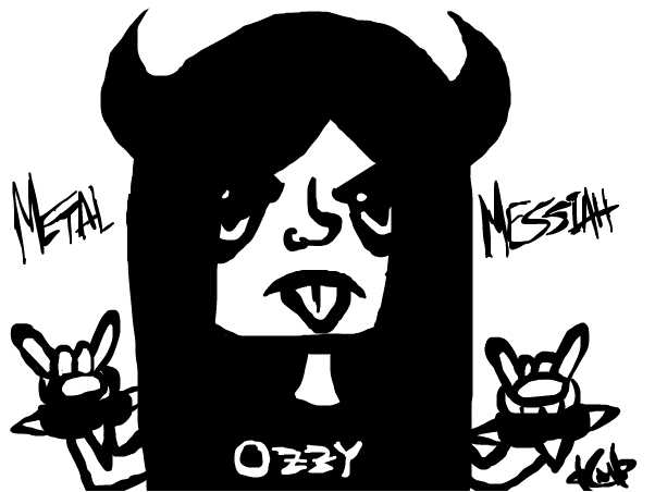The Metal Messiah