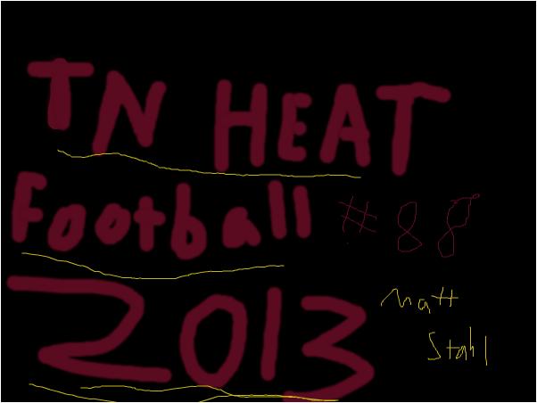 TN Heat football 2013