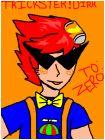 TRICKSTER!DIRK ~ ZERO'S REQUEST!