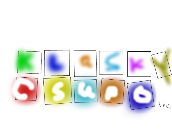 Klasky Csupo Graffiti Logo
