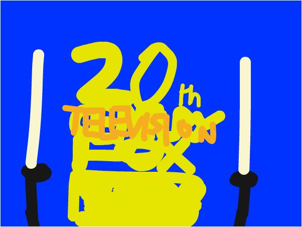 My 20th Century Fox Television Logo