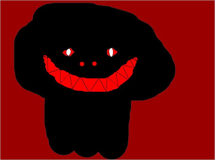 shadow mushroom man