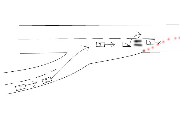 accident diagram