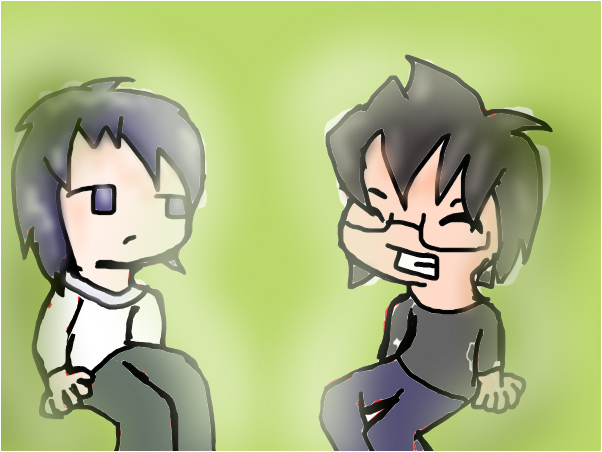 tsuki ya and shunpei kun