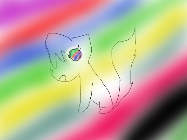 me after watching 2 hours of nyancat