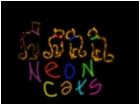 Neon Cats :D