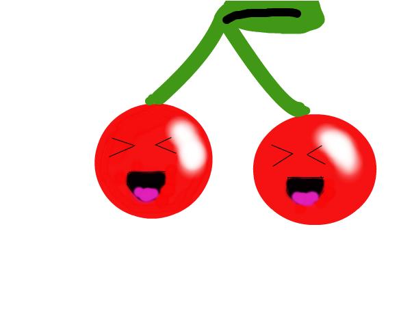 Laughing Cherries