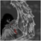 Hurting Inside and Out Even Angels Cry. . .