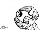 Dragon Claw w/ Yin & Yang