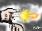 Auton Hand *firing*