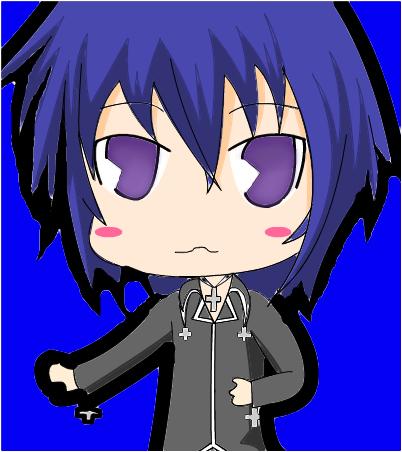 ♥Chibi Ikuto♥