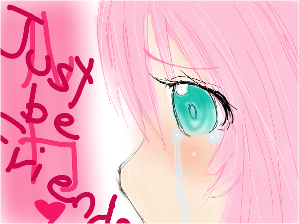 Megurine Luka -Just be Friends