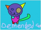 demented cat