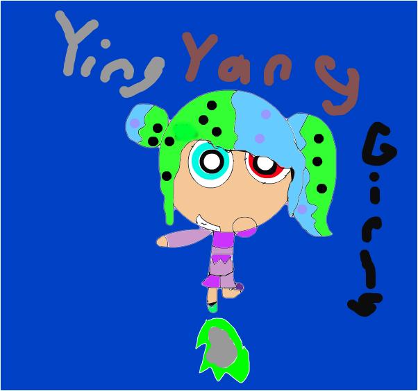 ying yang girls
