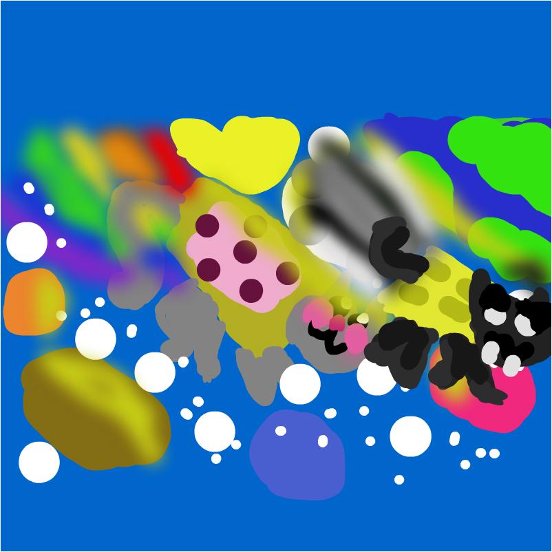 Nyan Cat:D andTac Nyan:D