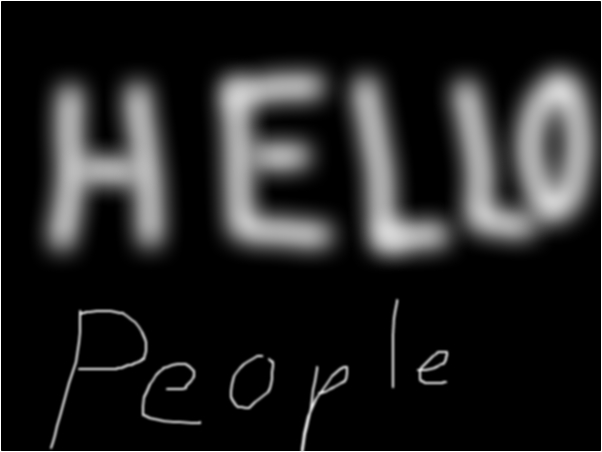hello people
