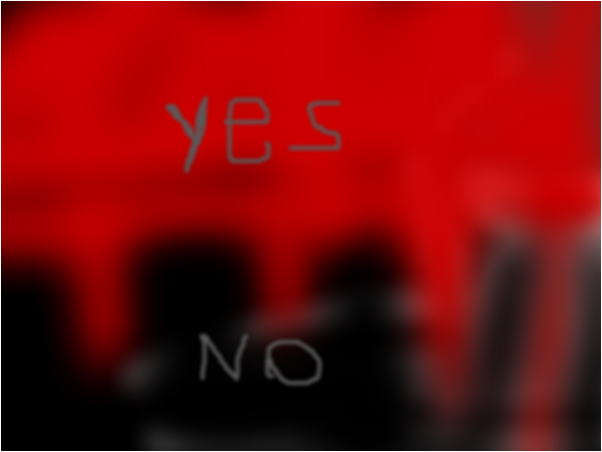 blood yes no