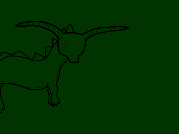 Dragon. It is really bad I know. >.<