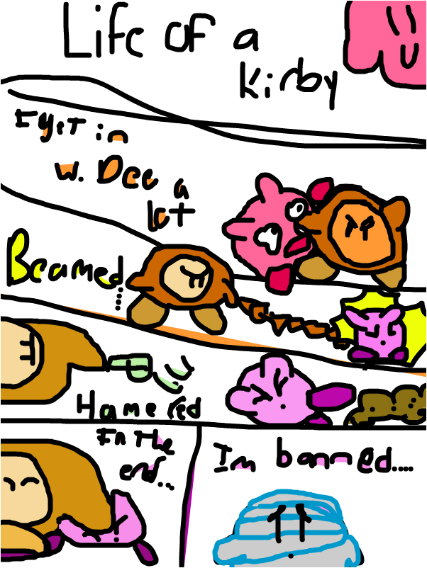 Life of a Kirby